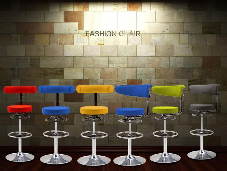 wine coffee bar stools blue red yellow green black color seats furniture shops retail chair wholesale stool classroom chairs furniture large market coffee chair home red wine stool white black purple brown yellow red free shipping