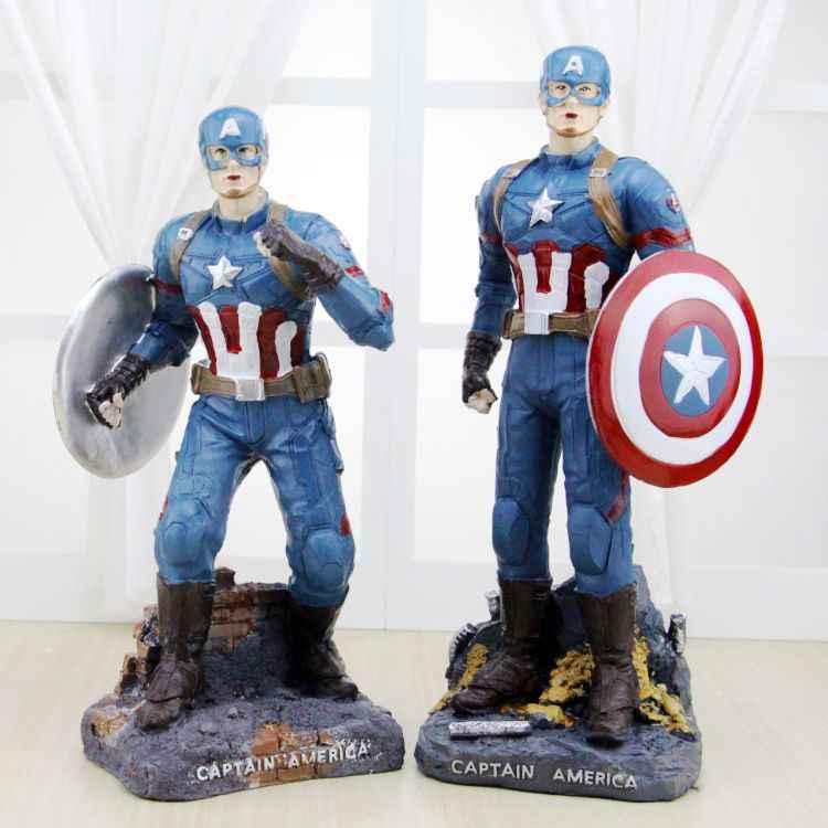 2020 nuevo Los vengadores de Marvel creativo de plástico Spiderman Venom Carnage Deadpool Batman Ironman Figuras de acción juguetes para niños