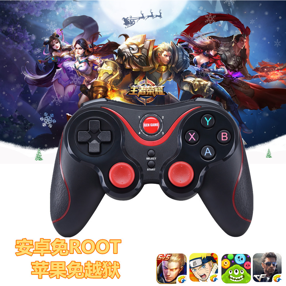 Wireless Gamepads Gamepad Joystick Game Pad Control Games Accessories For Android IOS iPhone Smart Mobile Phone Tablet PC Joypad