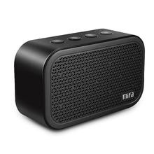 مكبر صوت بخاصية البلوتوث قابل للنقل من ميفا M1 مع نظام موسيقي ستيريو في الهواء الطلق بلوتوث لاسلكي صغير مكبر صوت لهاتف آيفون يدعم بطاقة TF