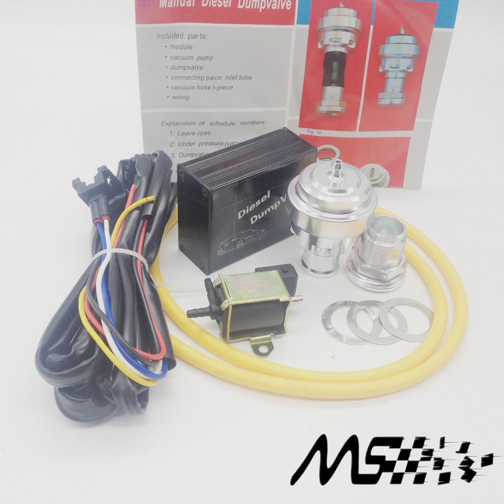 NEW HIgh Universal ElectrIcal Diesel Blow Off Valve /Diesel Dump Valve /Diesel BOV diesel dz1475