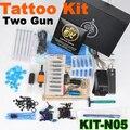 Kits completos tatuaje Digital profesional unidades de energía máquina de tatuaje SETS MINI KITS de tatuaje alta calidad TATTOO SUPPLIES 2015