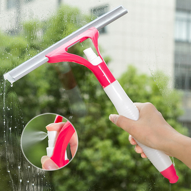 521Hot Sale Magic Spray Type Cleaning Brush Multifunctional Convenient Glass Cleaner A G ...