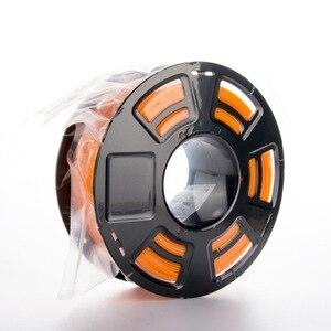 Image 2 - 2 Rolls/Pack One Roll 1Kg Pla Kleurrijke Filament/Spool Draad Reprap 3D Printer 3 Mm Filament