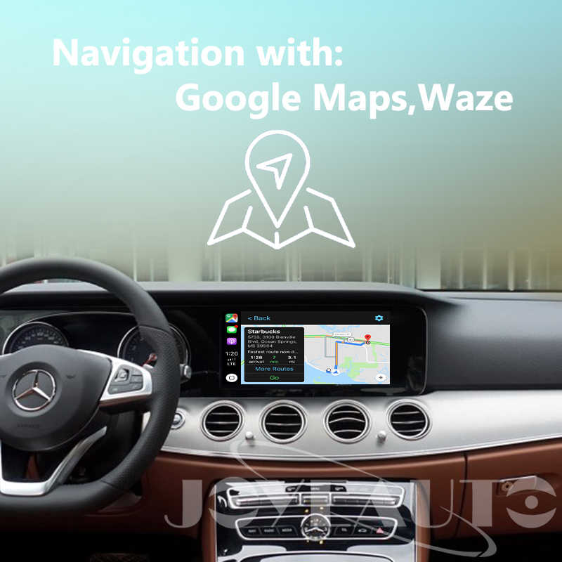W212 Carplay Retrofit