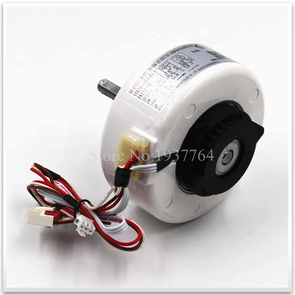100% new for air conditioning Air conditioner Fan motor DC motor FN15J-PG YYR20-4A53-PG цены