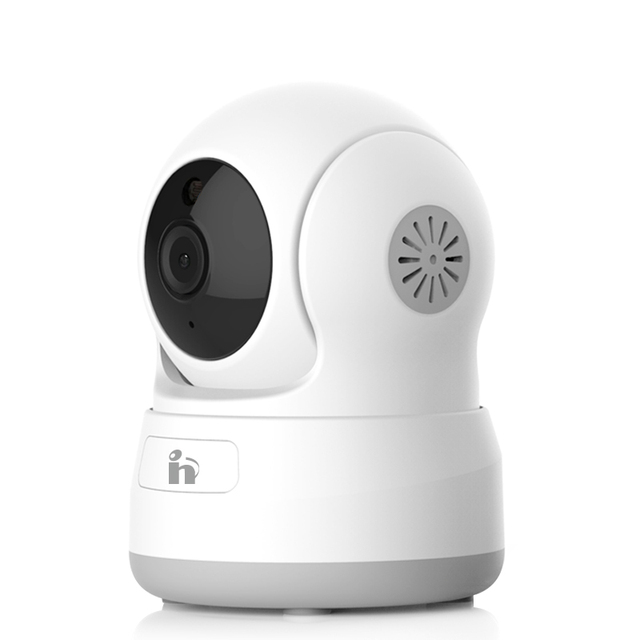 H IP Camera 1.0MP Pan&Tilt P2P Wifi Wireless Security Camera with Night Vision Micro SD Card slot ONVIF