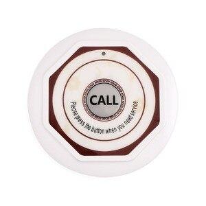 Image 5 - Retekess Cameriere Sistema di Chiamata di Chiamata Tavolo Cercapersone Ristorante Cafe Sistema di Ordinazione Orologio Ricevitore + 5 Pulsante di Chiamata di Servizio Al Cliente