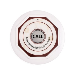 Image 5 - Retekess מלצר קורא מערכת שולחן שיחת הביפר מסעדת קפה הזמנה מערכת שעון מקלט + 5 שיחת כפתור לקוחות שירות