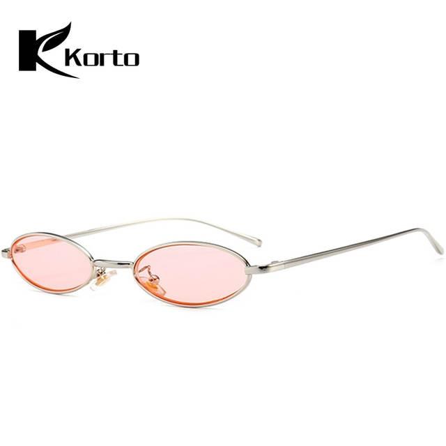 d1b2db9bd Online Shop 90s Oval Sunglasses Zonnebril Dames Small Round For Women 2018  Rihanna Tinted Pink Men Glasses Ladies Vintage Narrow Eyeglasses |  Aliexpress ...