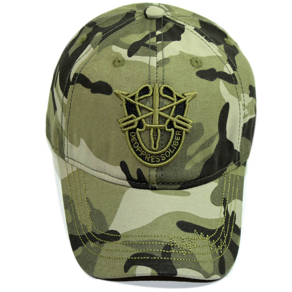 487f3ee9edf Aliexpress.com   Buy New Training CS Tactical Hats Men Women Summer  Sunshade Caps Arrow Embroidery Camouflage Cap Hip Hop Sports Army Military  Hat from ...