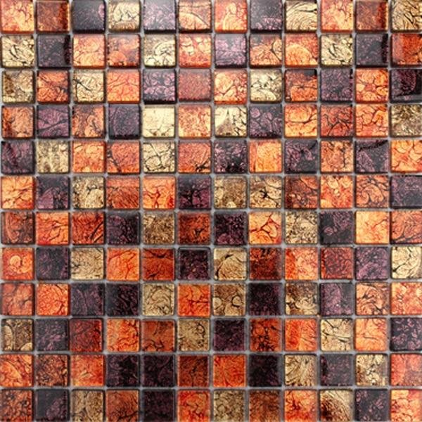 Glass Mosaic Tiles Bathroom Interior Wall Covering Materials Of Kitchen  Backsplash