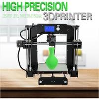 Anet A6 3D Printer High Precision Prusa I3 Reprap Easy Assembly 3D Printer High Quality Cheap