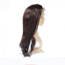 Indian Virgin Hair Glueless Lace Front Human Hair Wigs Straight 8A Human Hair Lace Front Wigs Black Women Natural Straight Wig