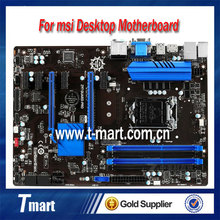 100% working desktop motherboard for msi Z97 GUARD-PRO LGA1150 DDR3 system board fully tested