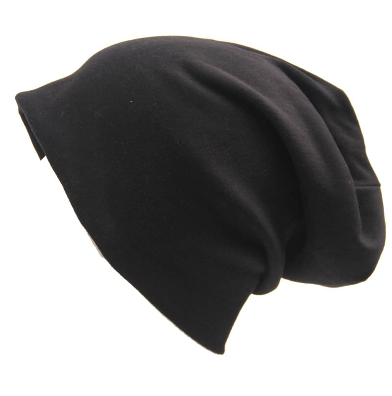 20 Color Choices, Beanies, Winter Women's Hat, Cotton Solid High Casual Skullie's 12