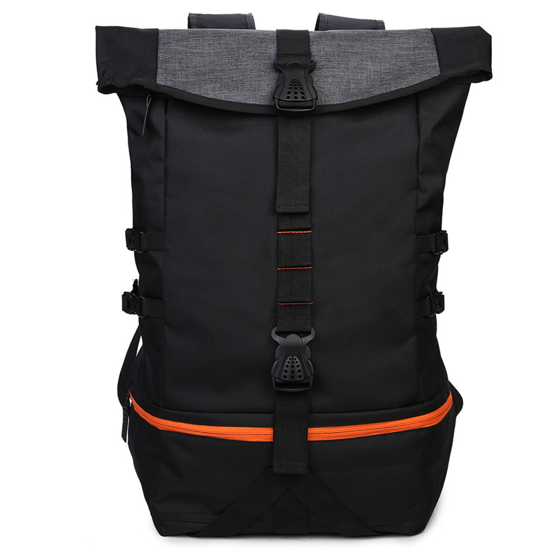 ef1cd3164fd 2018 Sport Backpack Men Basketball Backpack School Bag For Teenager Boys  Soccer Ball Pack Laptop Bag