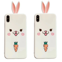 0bf21eb717b 2019 New 3D Cartoon Soft Silicone Cellphone Case For IPhone X XR XS MAX  Cute 3D