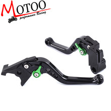 Motoo - F14 K750 Motorcycle Brake Clutch Levers For KAWASAKI Z750 2004-2006(China)
