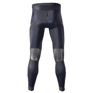 Image 4 - Брюки RION мужские для езды на горном велосипеде, длинные велосипедные брюки с подкладкой, полная длина, спортивные штаны для горного велосипеда, осень