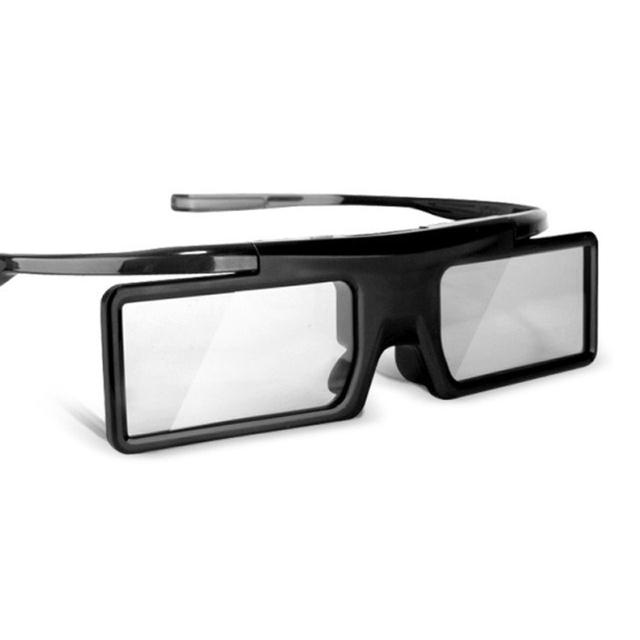 Hot 144 hz tecnologia de obturador ativo óculos 3d dlp link-projetor para sharp dell acer benq viewsonic vivitek