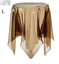 Скатерть чайный столик. прозрачная таблица. носовой платок магия чайный столик