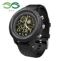 Free Shipping Monitor Stopwatch Infomation Reminder Waterproof Noctilucent Sports Ring Android Smart Watch NX02