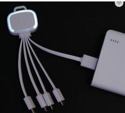 Custom Nieuwe Multi 5 In 1 Micro Usb Opladen Data Kabel, 250Pcs Veel, Gratis Schip