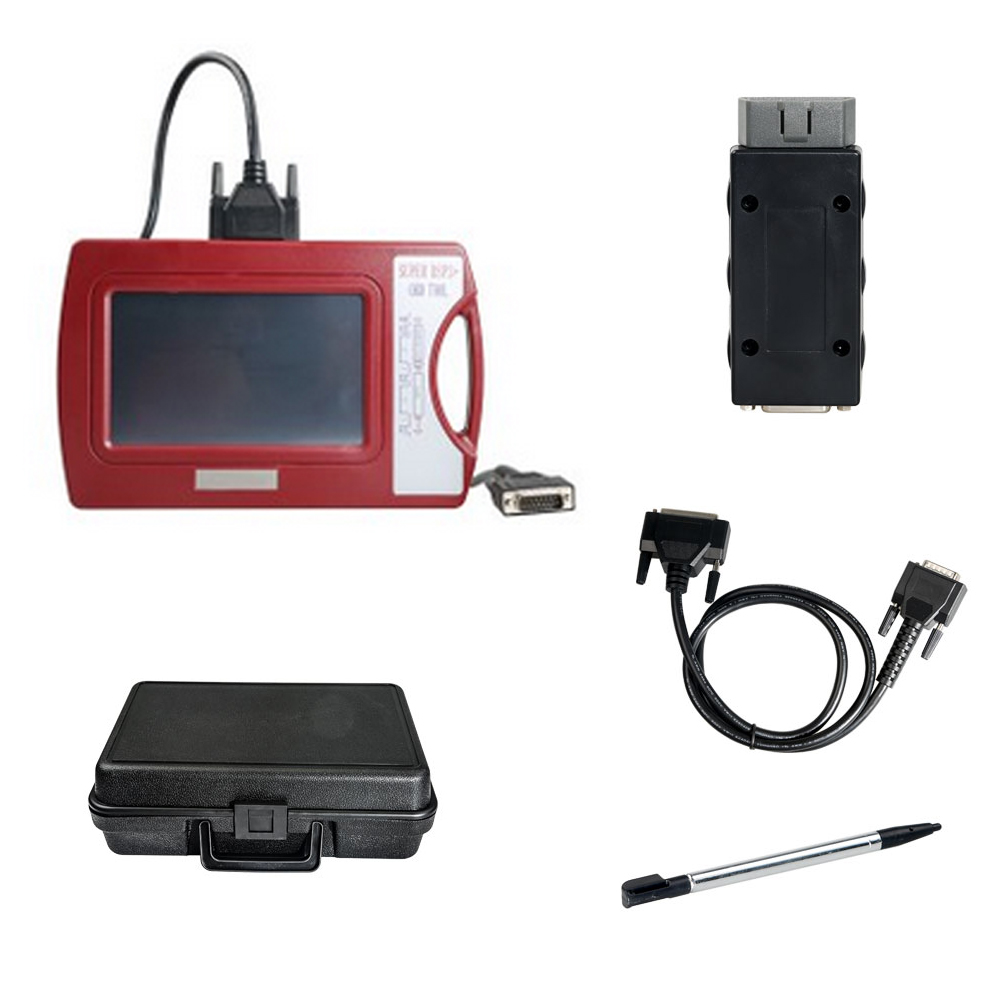 2019 New Version Super DSP 3 Plus DSPIII+ Odometer Correction Tool + Obd Tool Support MQB Platform Model Work For 2010-2019 Year