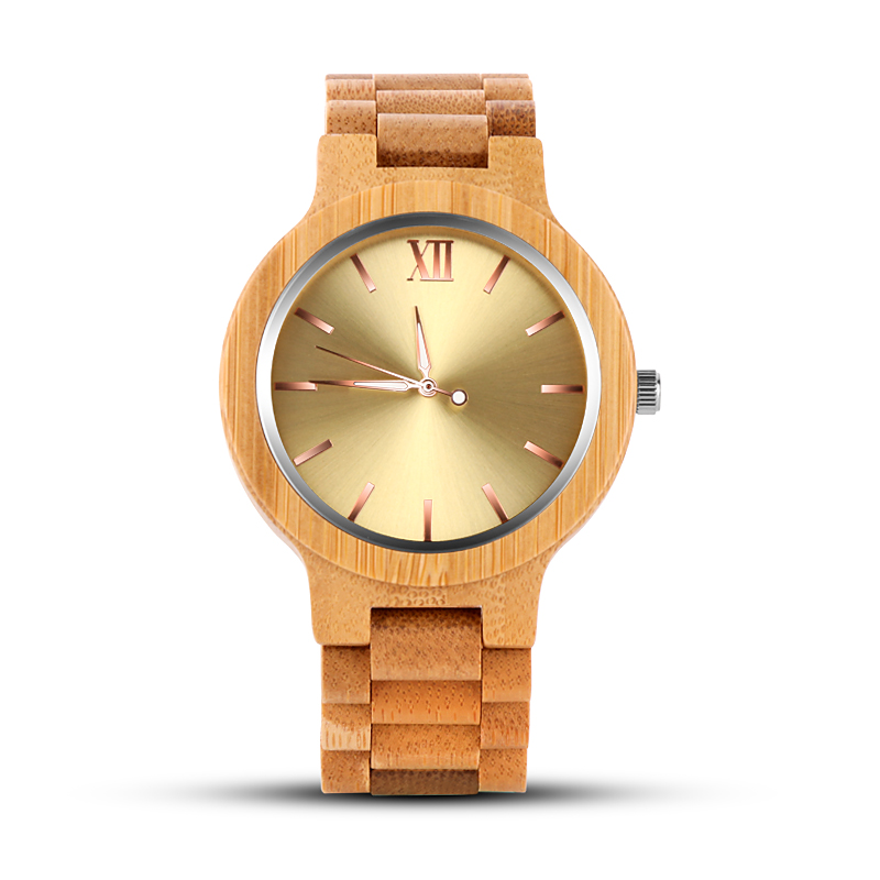 Men Watch Genuine Wood Quartz Wristwatches Fashion Casual Clock  Gold Sport Bluck Reloj Relojes Wristwatches saat Relogio clock hot sale retro wood quartz wristwatches women casual cowhide genuine leather band watch relogio masculino clock female relojes