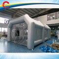 8*4*3 mH pintura sparying barraca inflável para o carro, inflável cabine de pulverizador