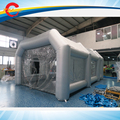 8*4*3mH  inflatable painting sparying tent for car,inflatable  spray booth