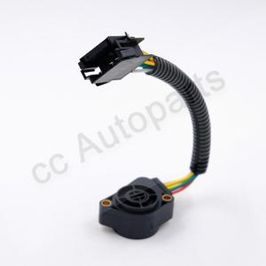 Image 3 - THROTTLE POSITION SENSOR 5 WIRES FOR VOLVO TRUCK FH 20504685 3171530 1063332