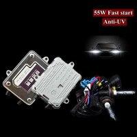 30sets of 55W hid xenon Kit Car Headlight converison kit AC Ballast 55w with bulbs