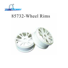 RC CAR SPARE PARTS ACCESSORIES WHEEL RIMS FOR HSP 1/8 NITRO OFF ROAD REMOTE CONTROL MONSTER RC CAR 94763, 94885 (part no. 85732)