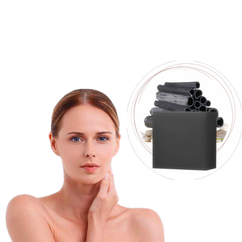 Nature Bamboo Charcoal Anti Wrinkle Skin Care Soap Whitening Moisturizing Oil Control Herbal Medicine  Anti Aging Handmade Soap