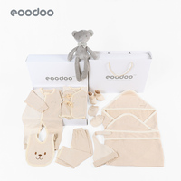 2019 New Baby Set Gift Box Neonatal Clothes Gift Box Spring And Autumn Mother And Baby Articles Full Moon Gift