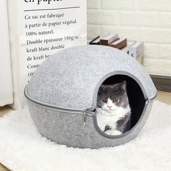 Egg-Type Cat House