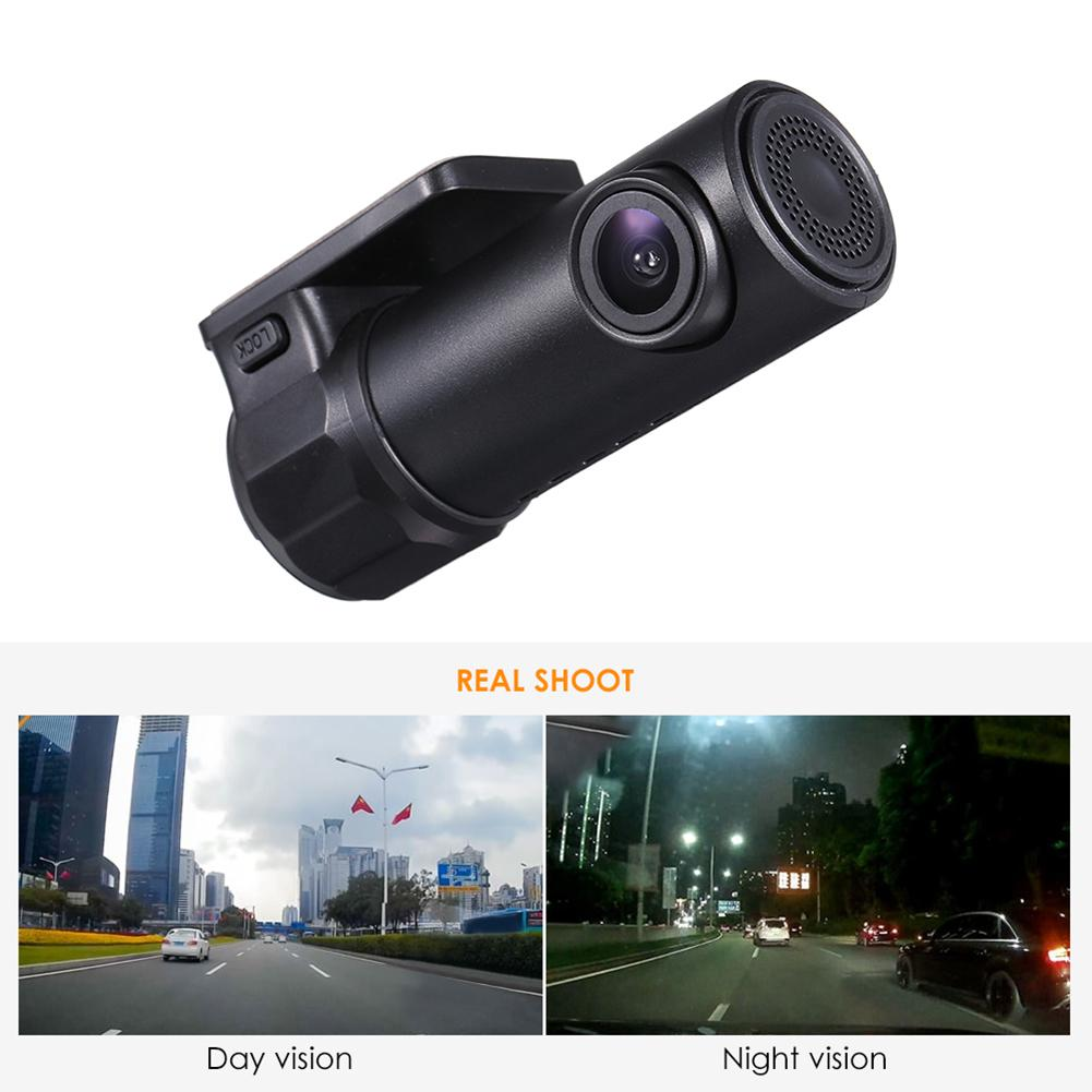 S600 HD WiFi Car DVR Dash Cam Vehicle Safety Camera G-sensor Video Recorder AVI