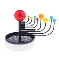 Solar System Model Toy, 9 Celestial Bodies Simulation , School Astronomic Teaching Tool