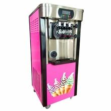 10% скидка Коммерческая 20л/ч 25л/ч вертикальная машина для мягкого мороженого машина для сладкого конуса машина для мороженого
