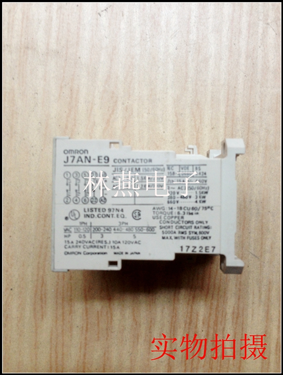 ) Contactor J7AN-E3 J7AN-E9 3rt1025 1ap00 contactor c2
