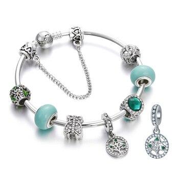 Bracelet Arbre De Vie Lotus