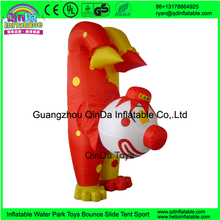 Hot Selling Inflatable Moving Cartoon Advertise Model Inflatable Walking Cartoon