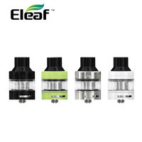 Original Eleaf ELLO T Atomizer 2ml Tank Extendable 4ml Glass Tube HW Coil Heads Top Filling