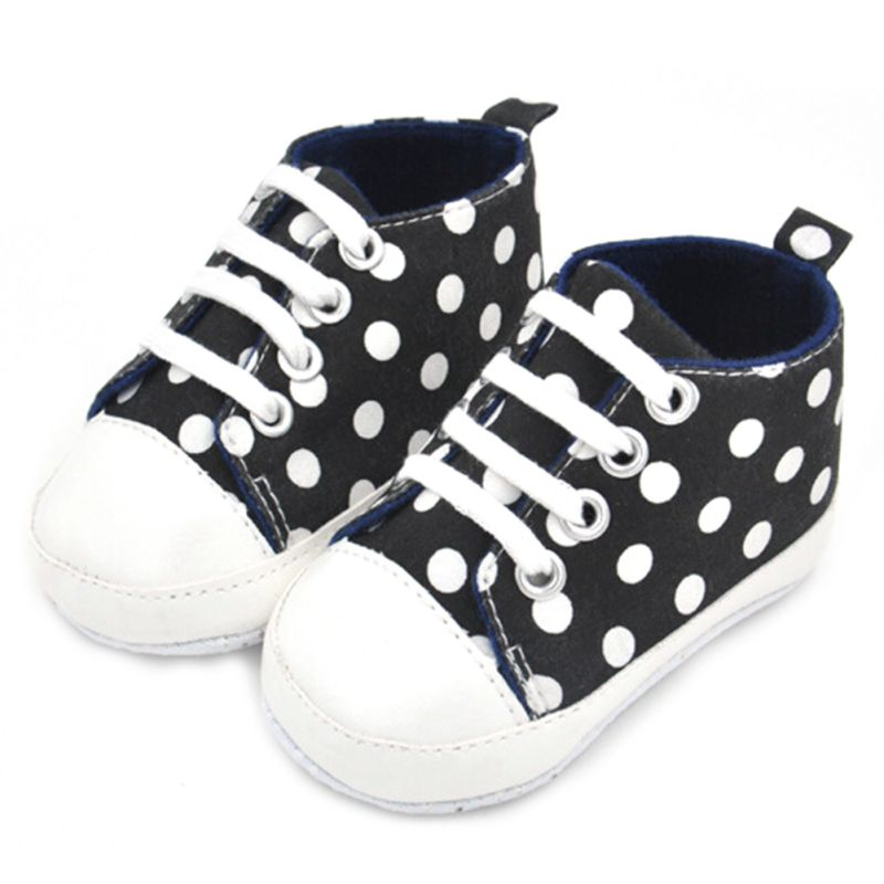 0 24 Month Baby Boy Girls Casual Slip On Laces Shoes First Walk Shoes Prewalker in First Walkers from Mother Kids