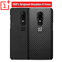 100 Original Official Oneplus 6 Case Sandstone Nylon Silicon 1 6 One Plus 6 Case Wood