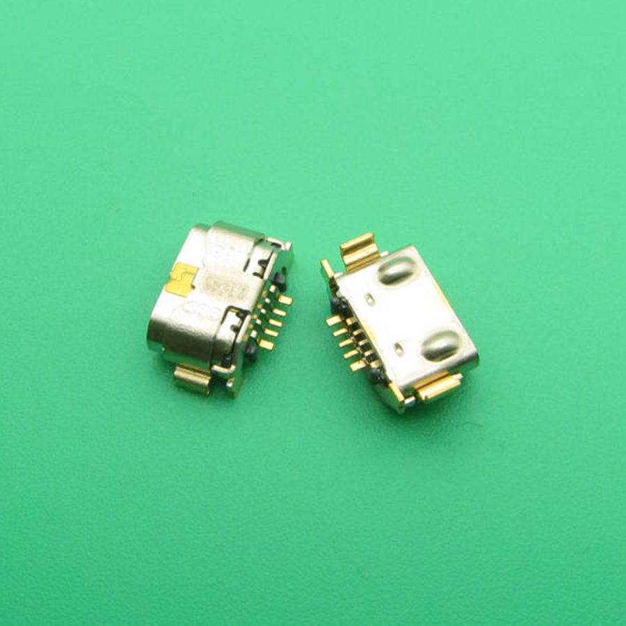 20PCS For LG K9 X210 LM-X210EM LMX210EM Charging Port Connector Micro USB Connector Jack Micro USB Socket Charger