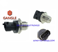 Fuel Rail Pressure Sensor For Hyundai H200 H 200 H-1 H1 Starex Satellite 2.5 CRDi 0281002908 2001-2012