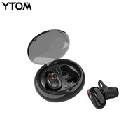 Wireless Bluetooth 5.0 Headphones True TWS Bluetooth MINI EDR Headset Stereo Earphones With Charging Box for ios Android xiaomi